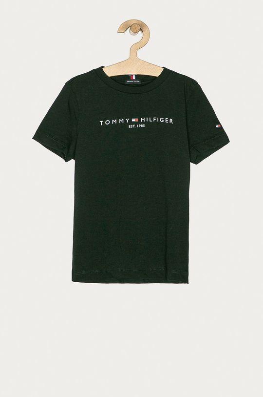 negru Tommy Hilfiger - Tricou copii 74-176 cm De băieți