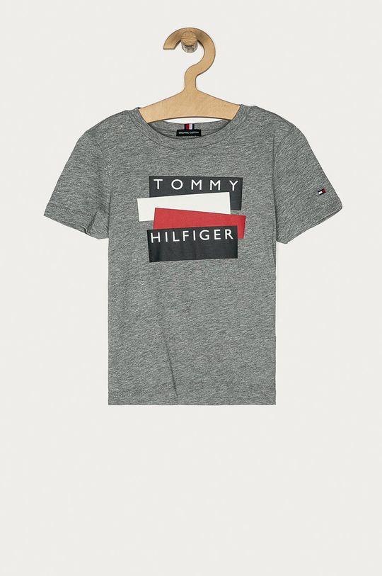 gri Tommy Hilfiger - Tricou copii 74-176 cm De băieți
