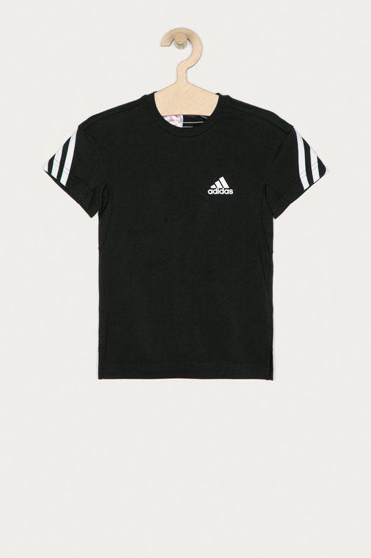 negru adidas Performance - Tricou copii 110-176 cm De băieți