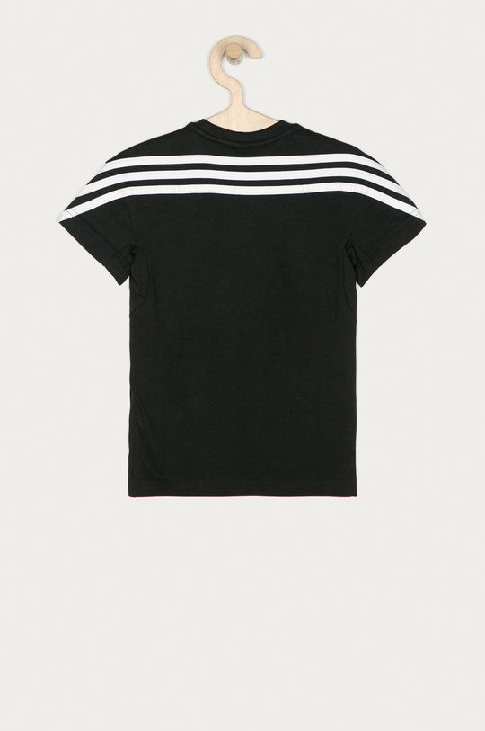 adidas Performance - Дитяча футболка 110-176 cm чорний