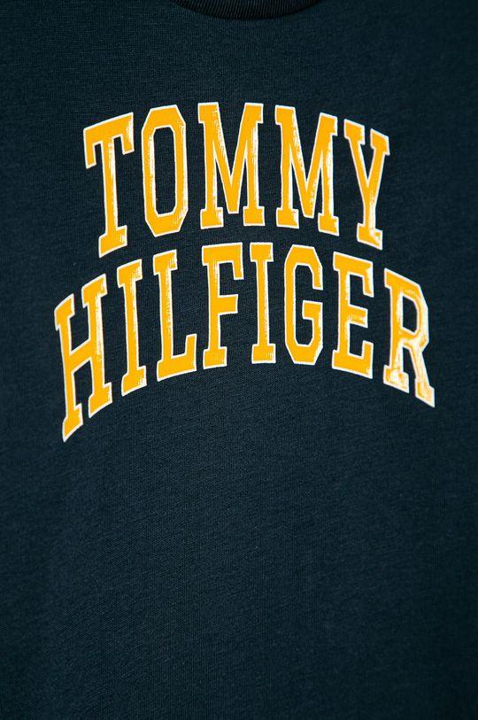 Tommy Hilfiger - T-shirt dziecięcy 104-176 cm granatowy