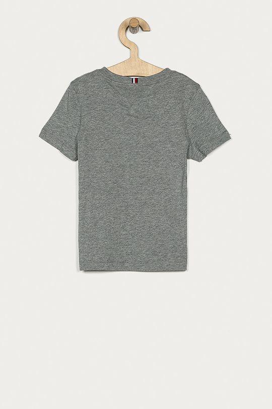 Tommy Hilfiger - Detské tričko 104-176 cm sivá