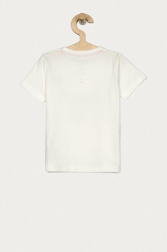 Name it - Tricou 80-110 cm alb