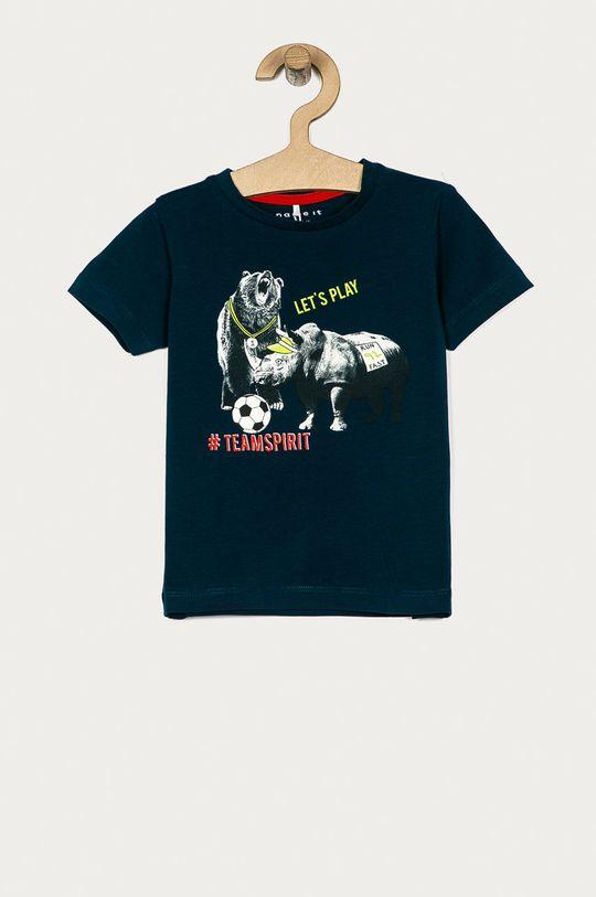 ciemny turkusowy Name it - T-shirt 80-110 cm Chłopięcy