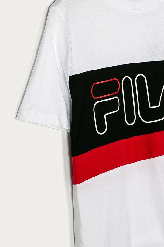 Fila - T-shirt dziecięcy 134-164 cm 100 % Bawełna