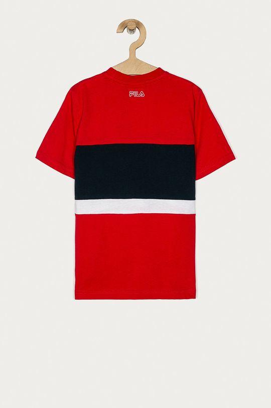 Fila - Tricou copii 134-164 cm rosu