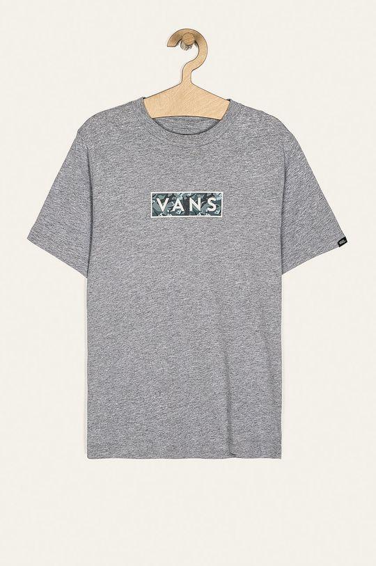 сірий Vans - Дитяча футболка 129-173 cm Для хлопчиків