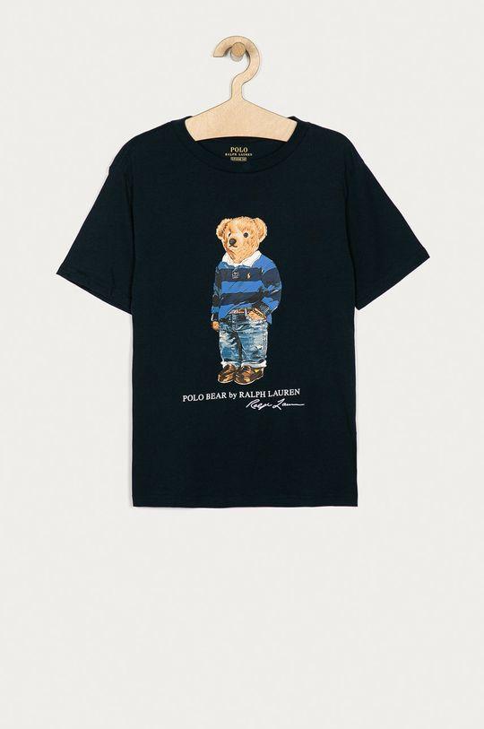 námořnická modř Polo Ralph Lauren - Dětské tričko 134-176 cm Chlapecký