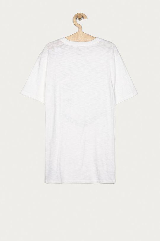 GAP - Detské tričko 104-176 cm biela
