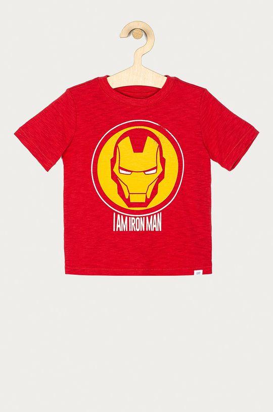 červená GAP - Detské tričko 74-110 cm Chlapčenský