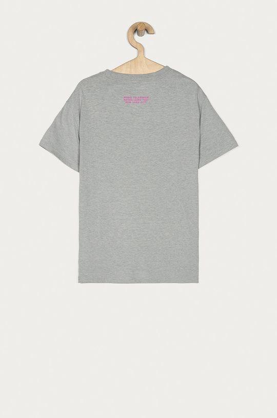 GAP - Detské tričko 128-176 cm sivá