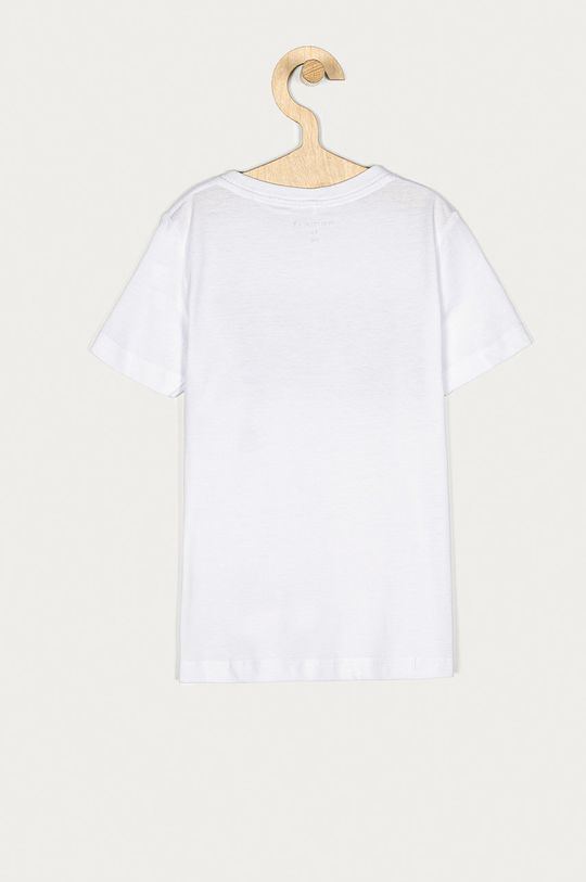 Name it - T-shirt dziecięcy 116-152 cm biały