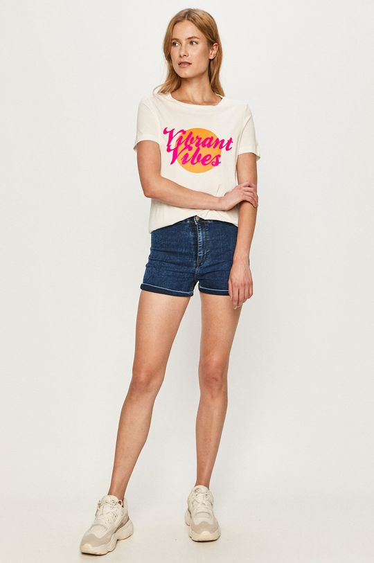 Vero Moda - T-shirt 10231963 biały