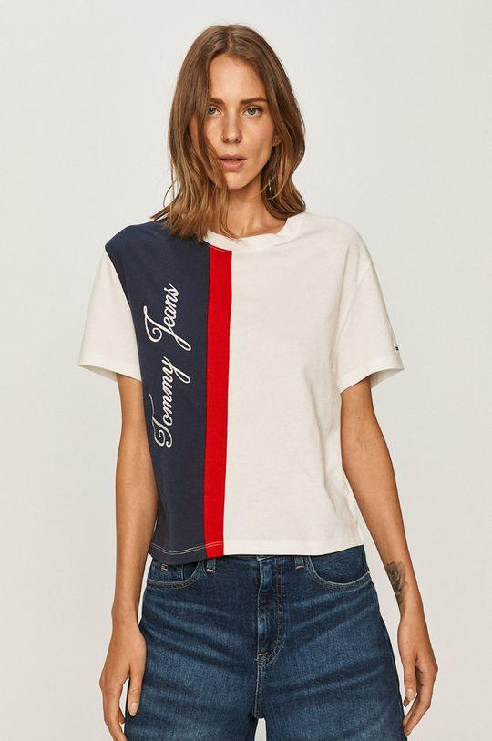 multicolor Tommy Jeans - T-shirt Damski