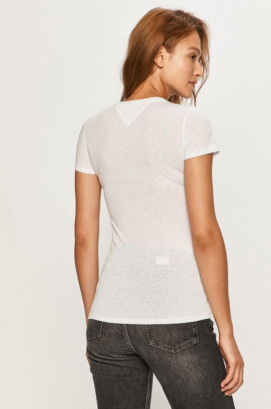 Tommy Jeans - T-shirt 60 % Bawełna, 40 % Poliester