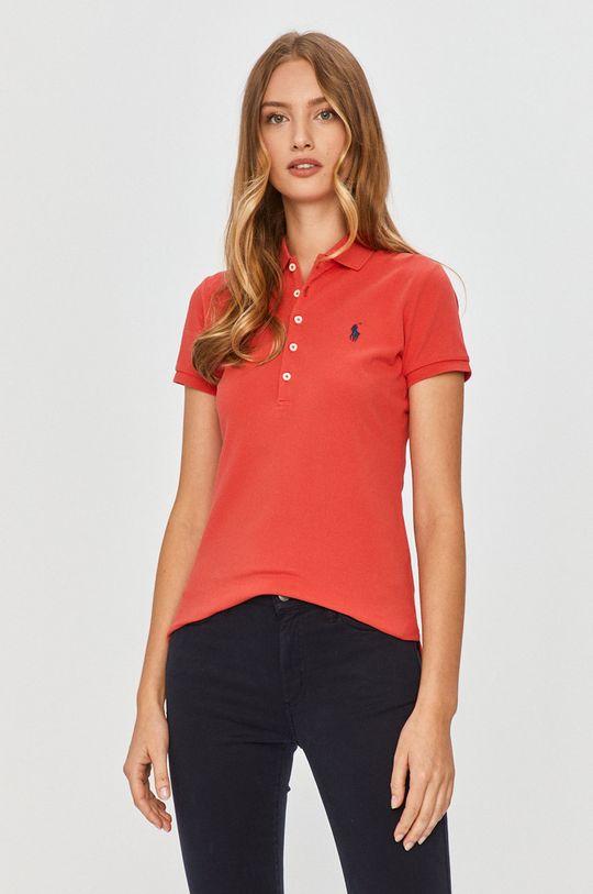 rosu Polo Ralph Lauren - Tricou De femei
