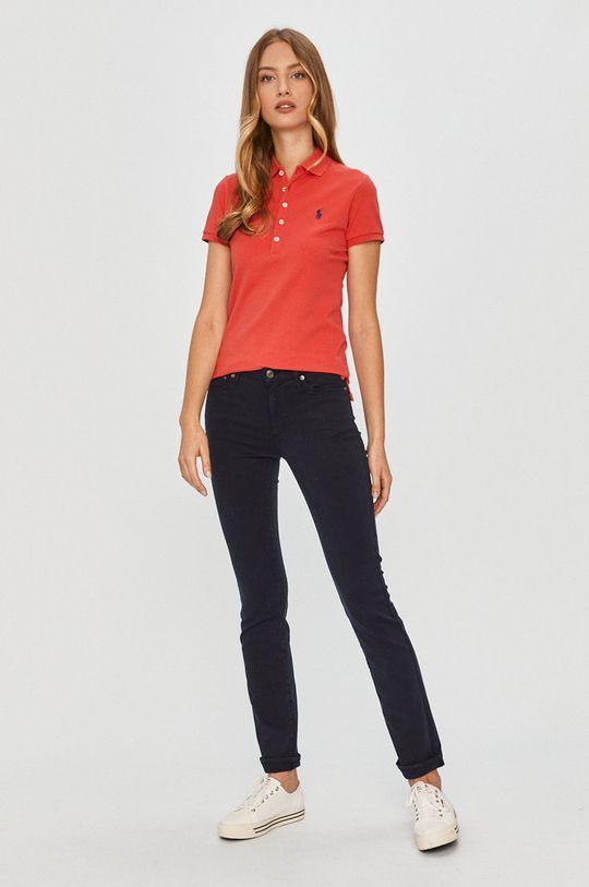 Polo Ralph Lauren - Tricou rosu
