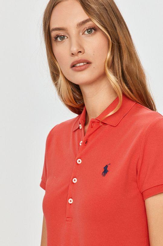 rosu Polo Ralph Lauren - Tricou