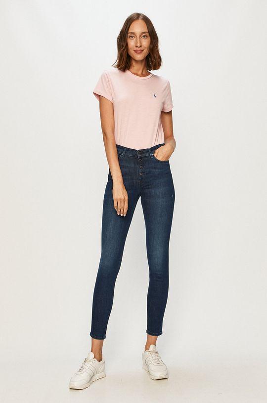 Polo Ralph Lauren - Tričko pastelová ružová