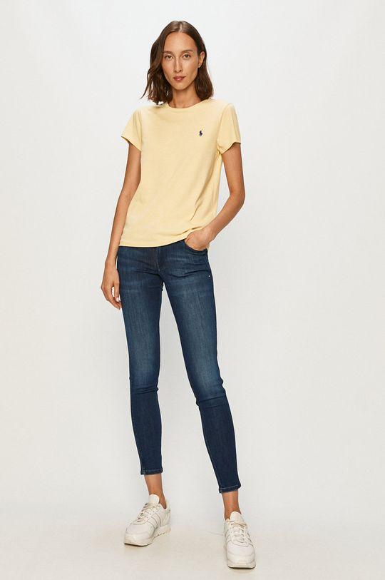 Polo Ralph Lauren - Tričko svetlobéžová