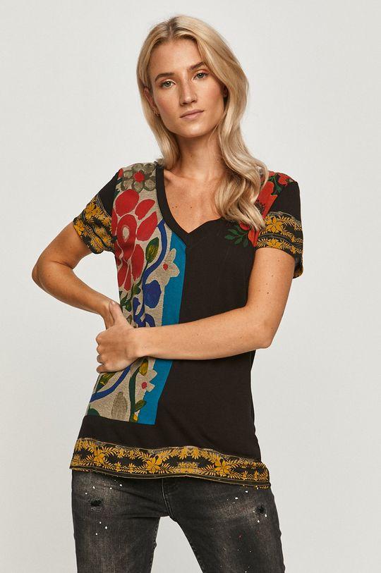 multicolor Desigual - Tricou De femei