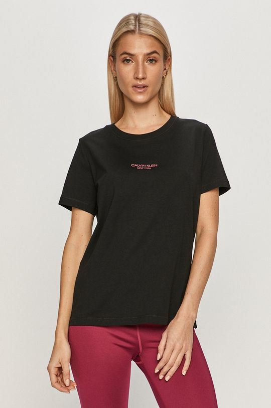 negru Calvin Klein - Tricou