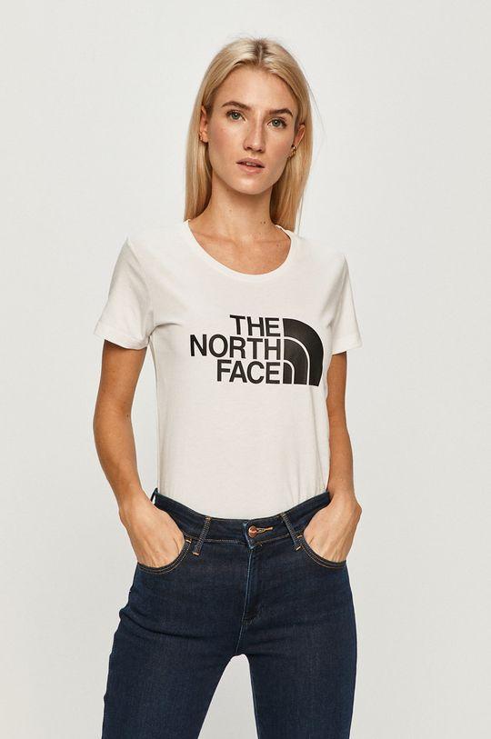 alb The North Face - Tricou De femei
