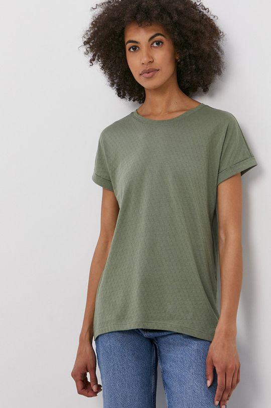 verde Jacqueline de Yong - Tricou De femei