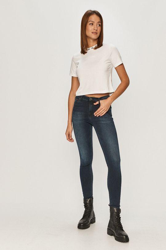 Calvin Klein Jeans - T-shirt biały