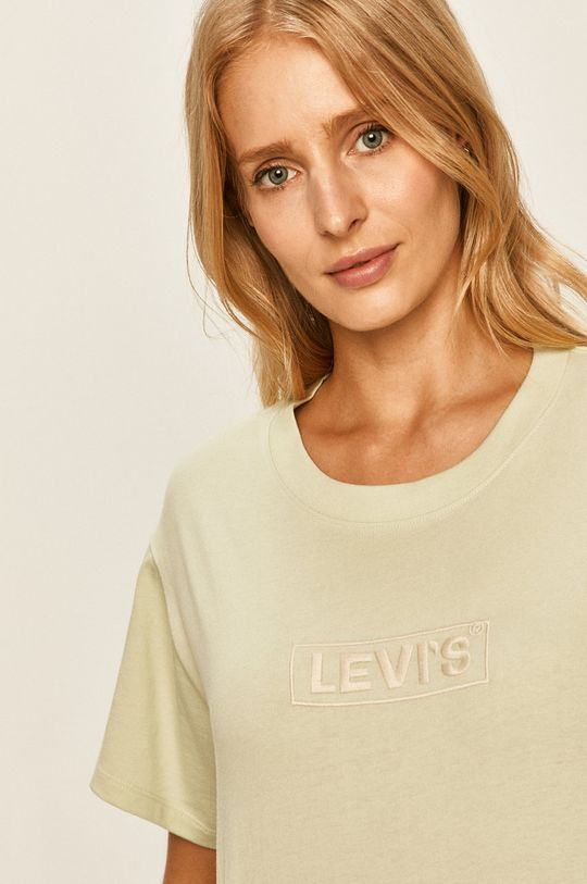 verde deschis Levi's - Tricou De femei