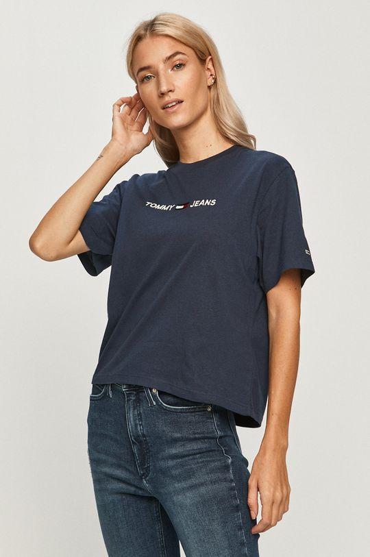 bleumarin Tommy Jeans - Tricou De femei
