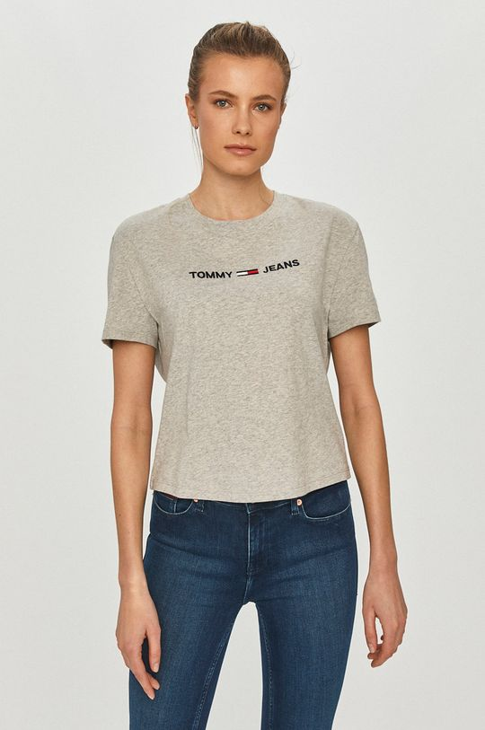 gri Tommy Jeans - Tricou De femei