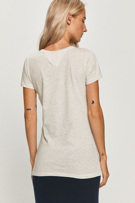 Tommy Jeans - Tricou  60% Bumbac, 40% Poliester