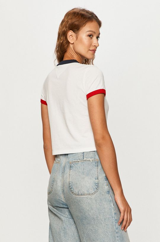 Tommy Jeans - Футболка  50% Хлопок, 50% Полиэстер