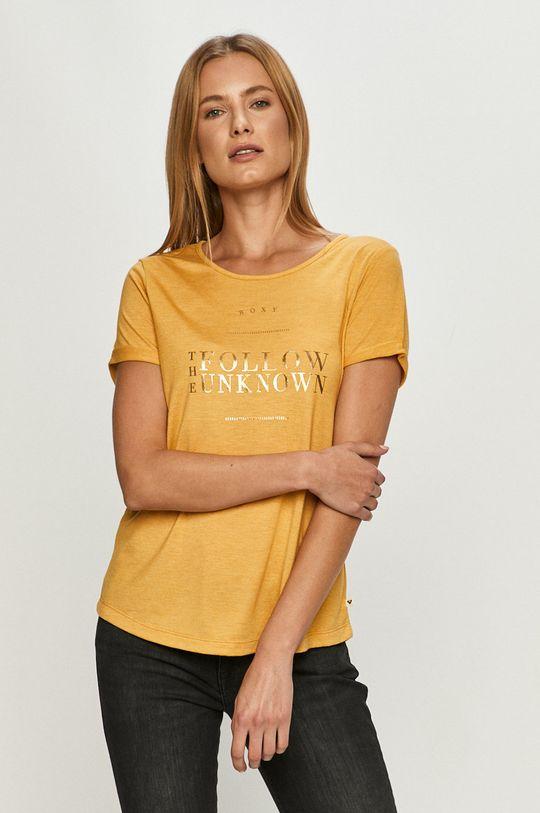 mustar Roxy - Tricou De femei