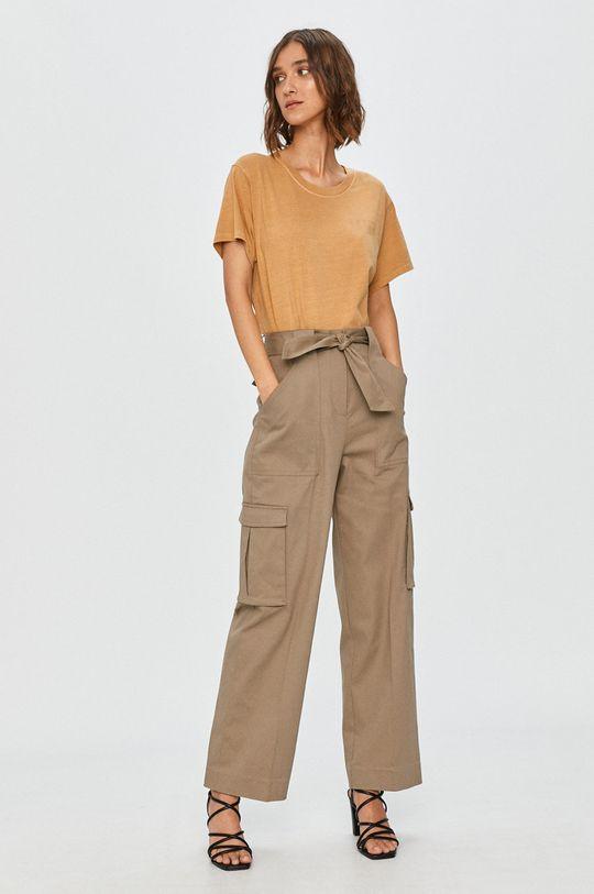 Levi's - Tricou culoarea tenului