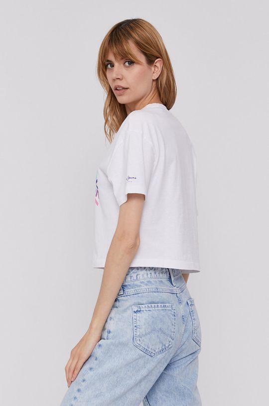 Pepe Jeans - T-shirt Marsha Pride 100 % Bawełna