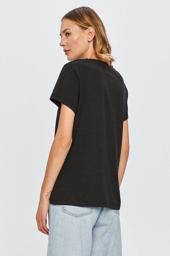 Pepe Jeans - Tricou Dafne  38% Bumbac, 50% Poliester , 12% Viscoza