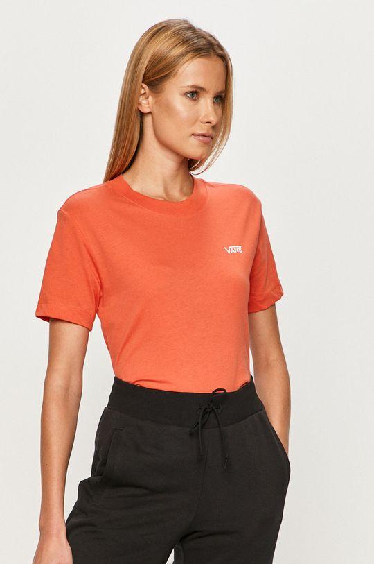 portocaliu Vans - Tricou De femei