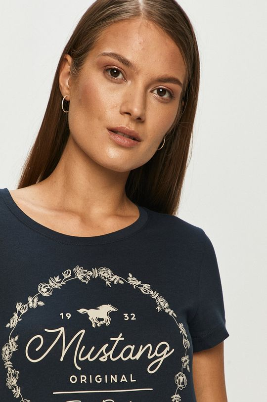 bleumarin Mustang - Tricou De femei