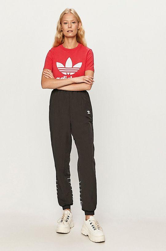 adidas Originals - Tričko ostrá růžová