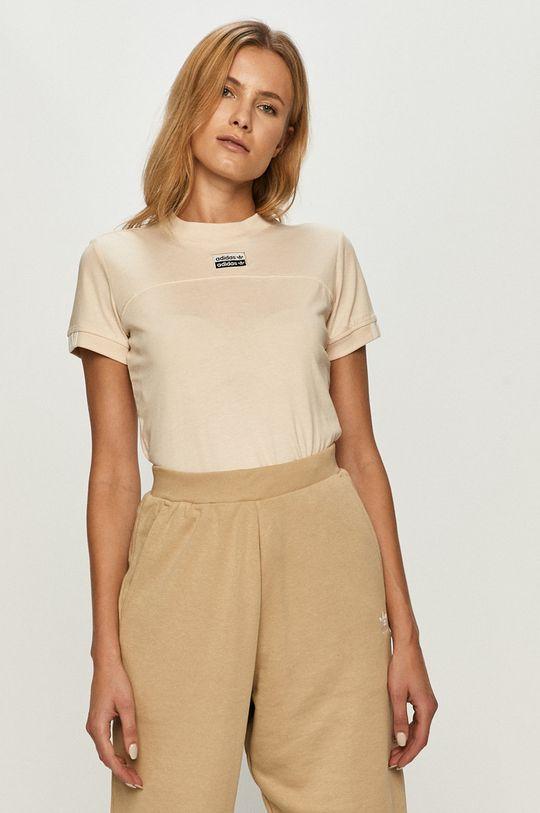 culoarea tenului adidas Originals - Tricou De femei