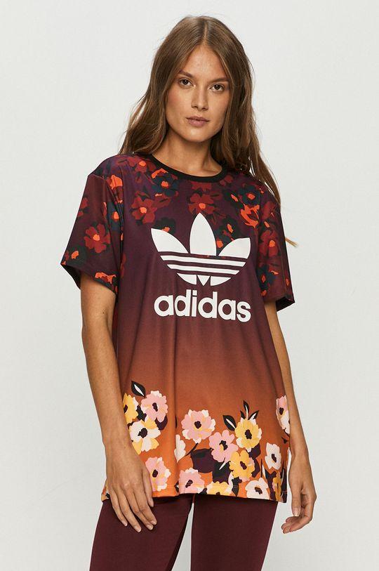 multicolor adidas Originals - Tricou De femei
