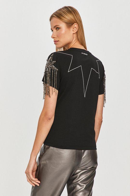 Pinko - Tričko  Hlavní materiál: 100% Bavlna Jiné materiály: 100% Polyvinylchlorid