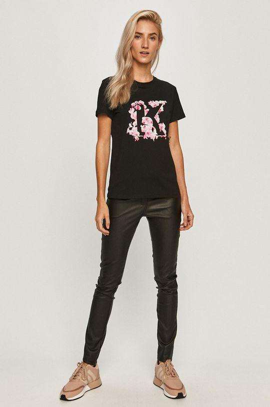 Karl Lagerfeld - Tricou negru