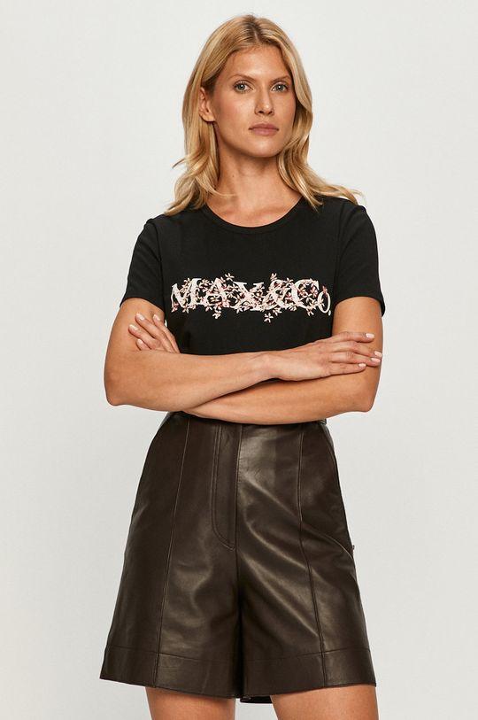 negru MAX&Co. - Tricou De femei