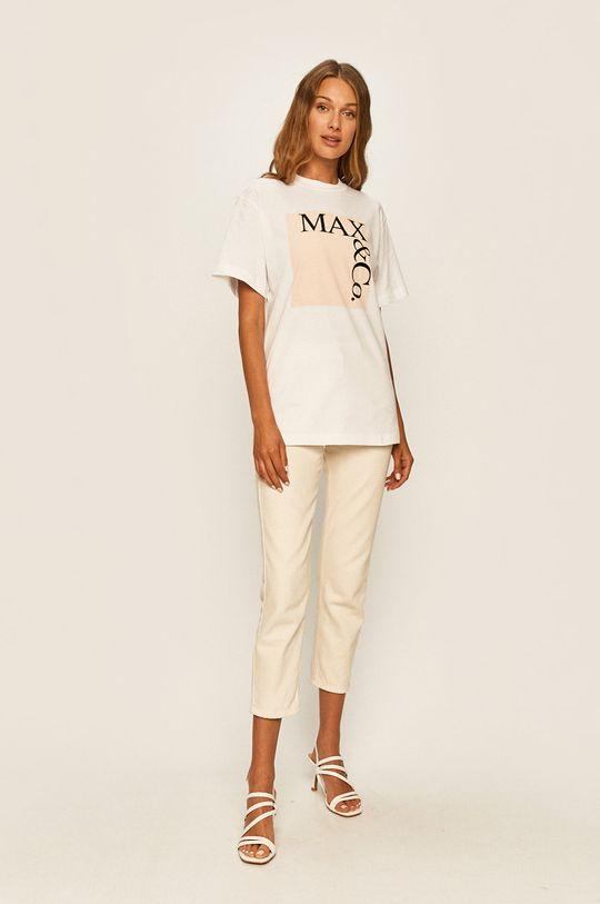 MAX&Co. - Tričko pastelově růžová