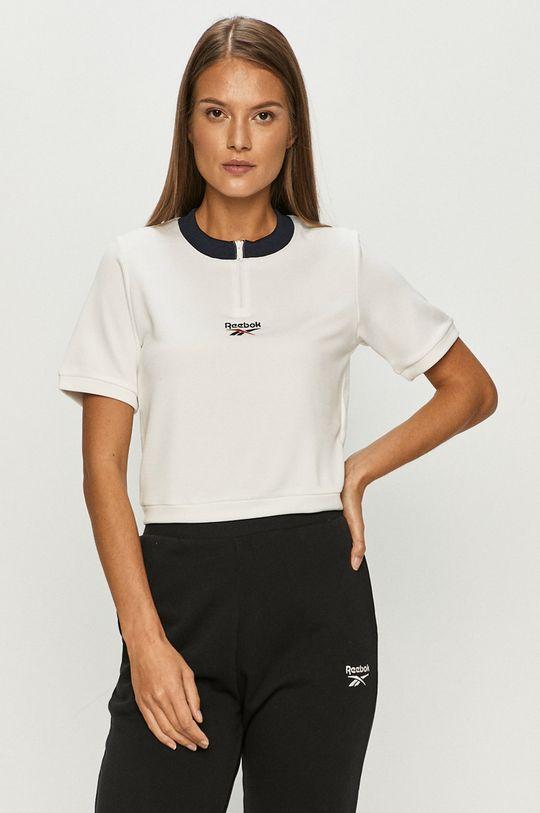 бял Reebok Classic - Тениска Жіночий