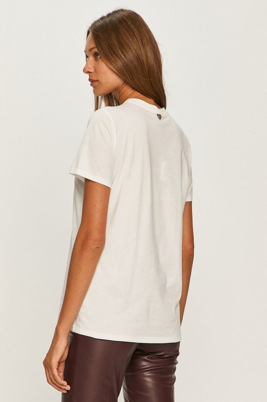 Twinset - Tričko  Základná látka: 100% Bavlna Úprava : 95% Bavlna, 5% Elastan