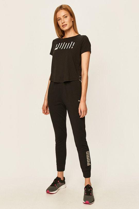 Puma - Tričko černá